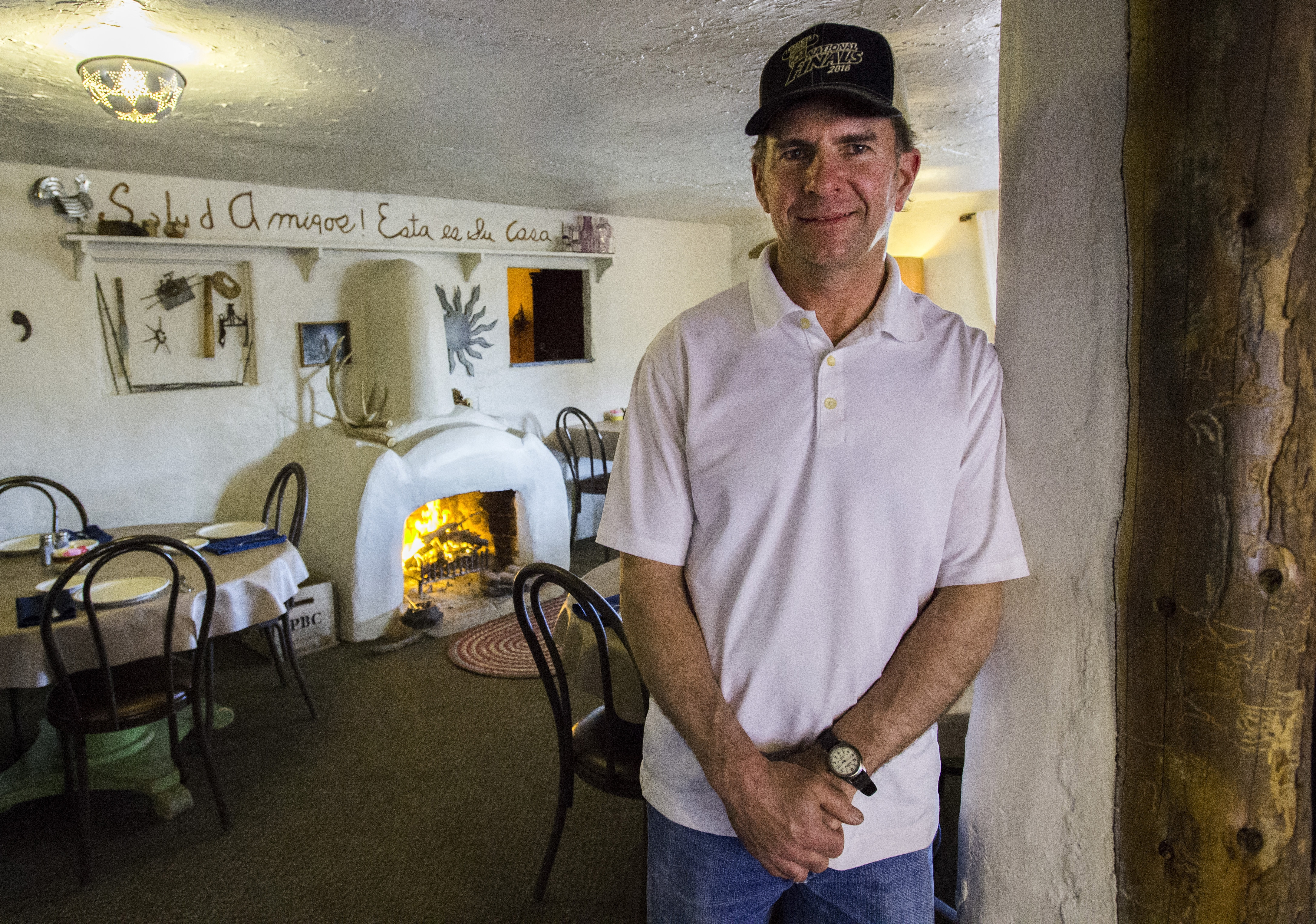 Owner, Greg Dickey